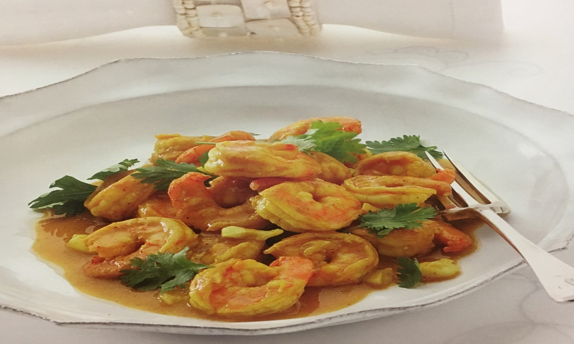 Shrimp Hot Curry