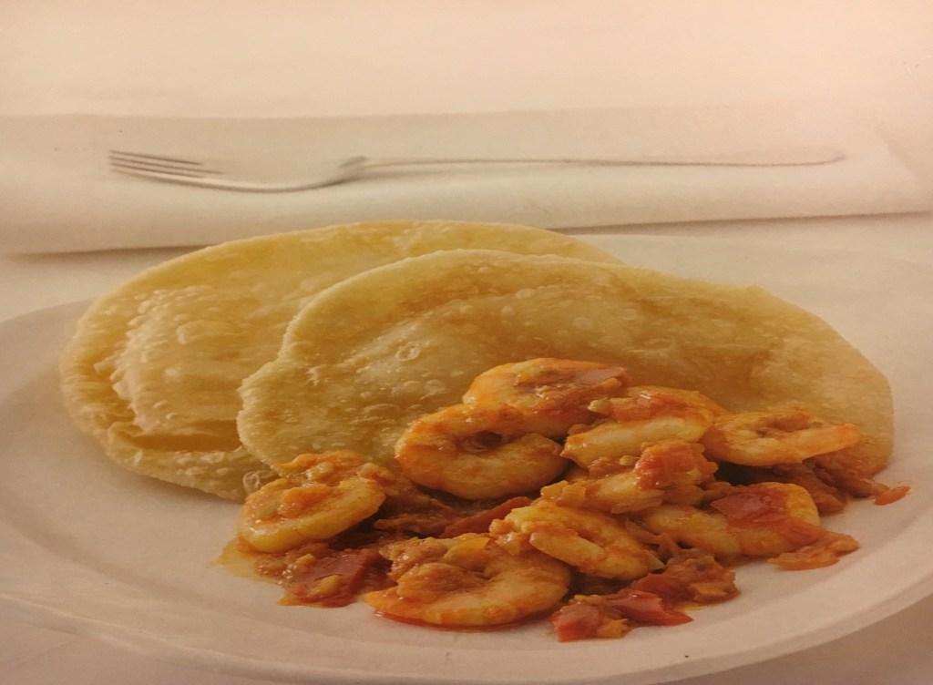 Shrimp Pooris Recipe