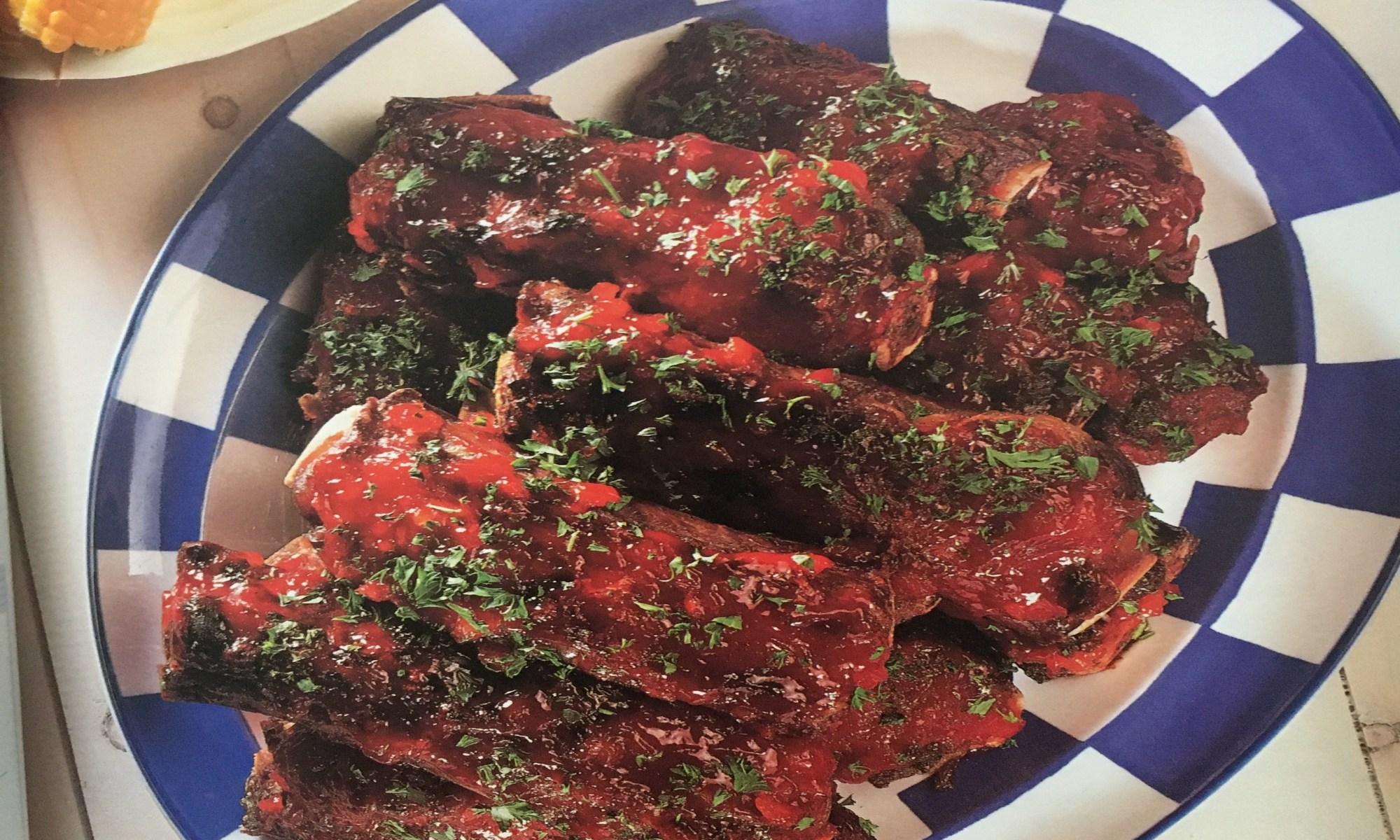 Warm and Tote barbecue recipe