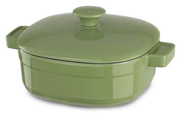 KitchenAid® Streamline Cast Iron 3-Quart Casserole