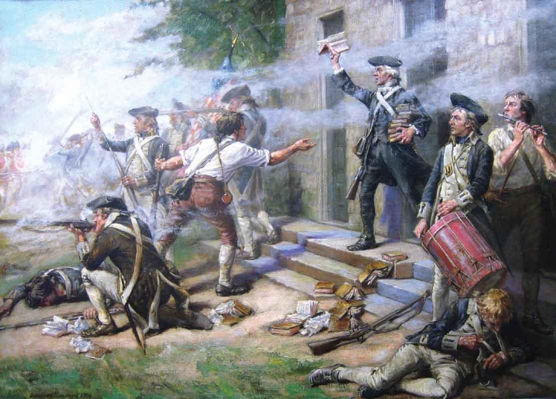 2nd Quarter Overview U S History Ib Myp Individuals