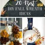 20 Diy Fall Wreaths That Pay The Perfect Tribute To Warm Colors Of The Season