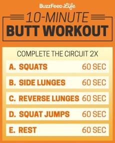 Butt workout 1