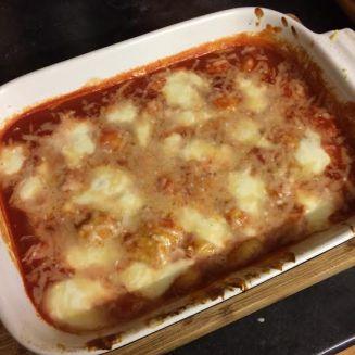 gnocchi cooked