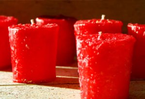 Warm Glow 6-Pack Votive Candle
