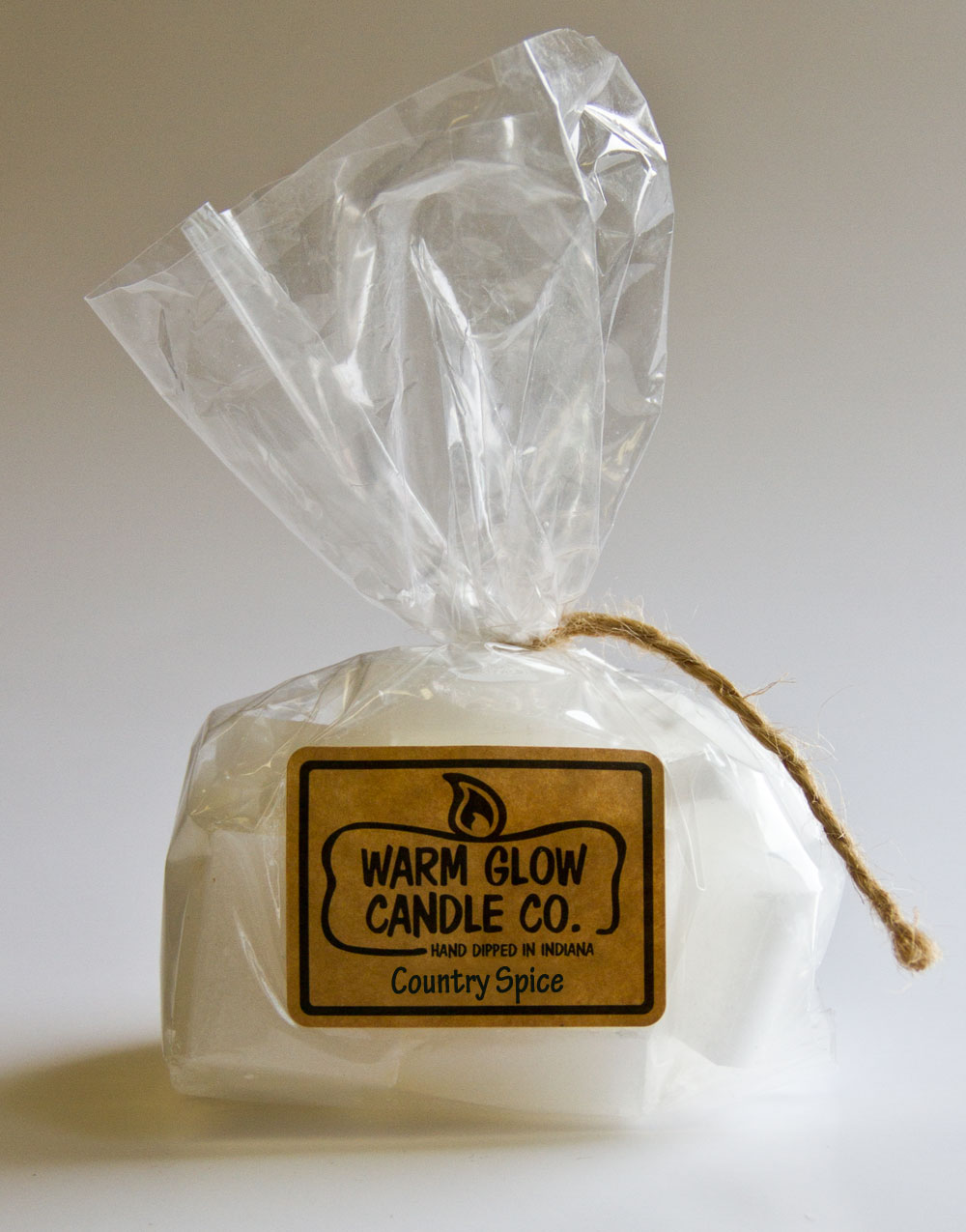 Country Spice Warm Glow Scented Wax Chips