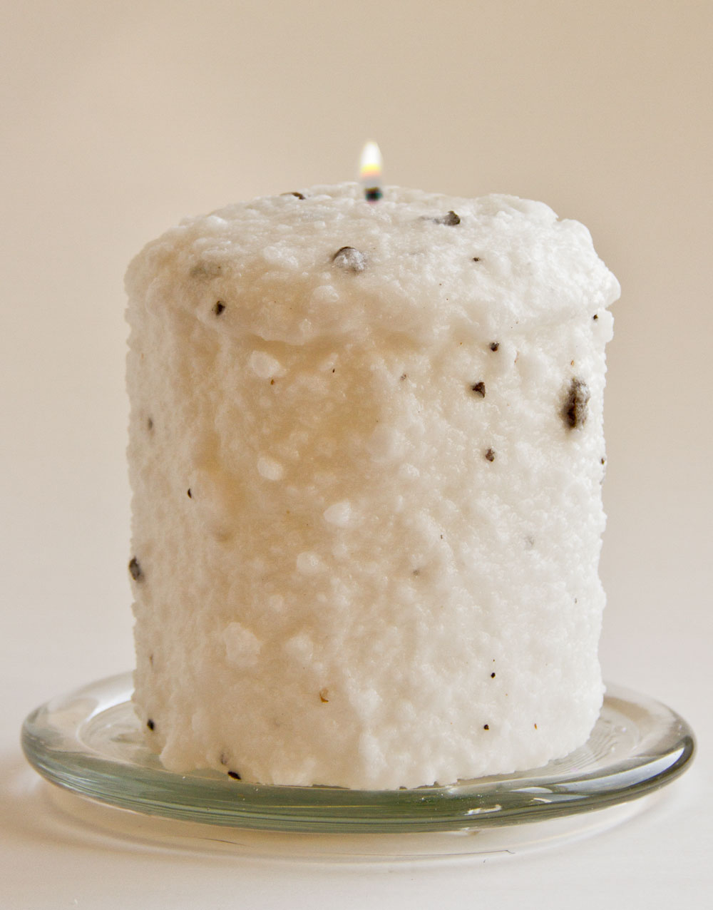 Creamy Vanilla Bean Hearth Candle