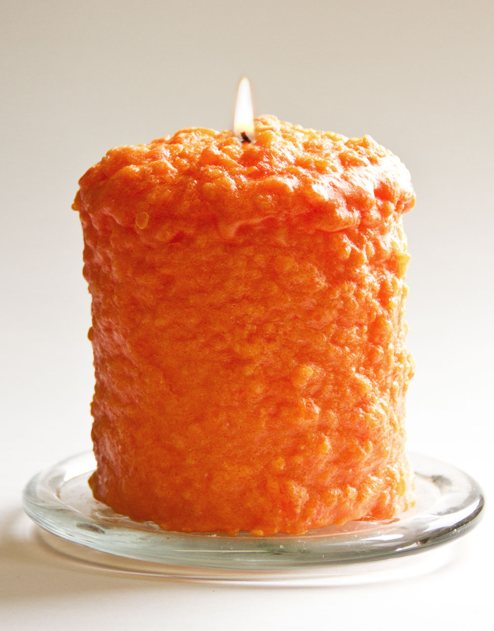 Fall Harvest Hearth Candle