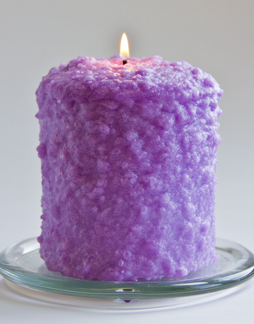 Lilac Blossom Hearth Candle
