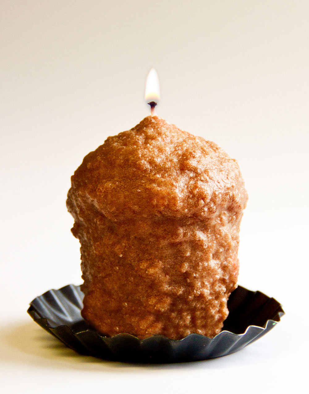 Pumpkin Crumb Cake Oversized Votive