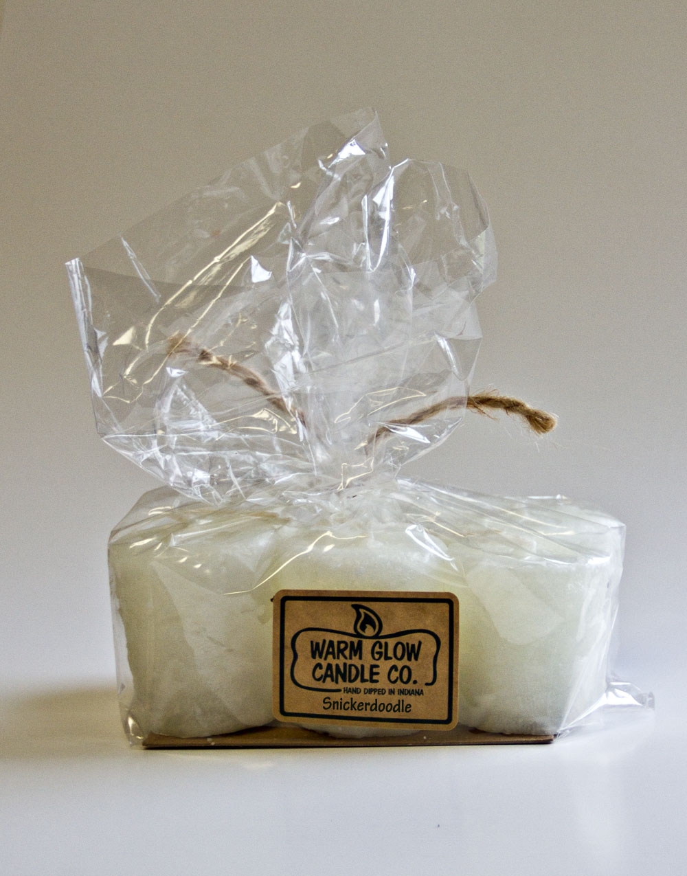 Snickerdoodle 6 Pack Votive Candles