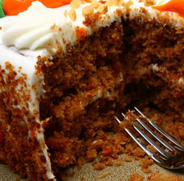 Carrot Cake 2 Wick Loaves