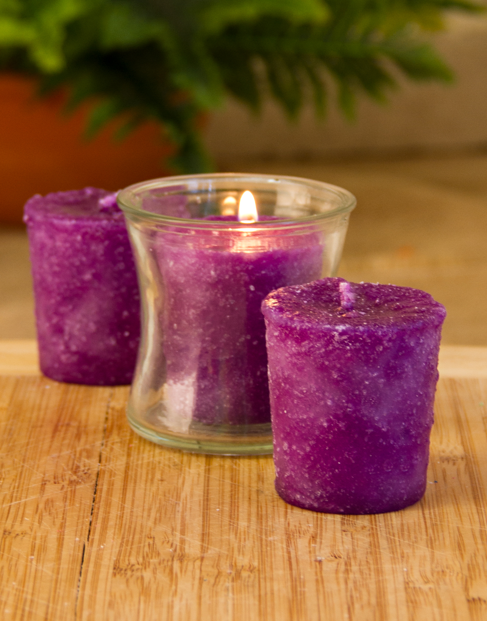 Berry Sangria 3 Pack Votive Candles