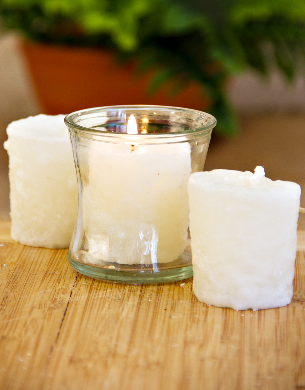 Savannah 3 Pack Votive Candles