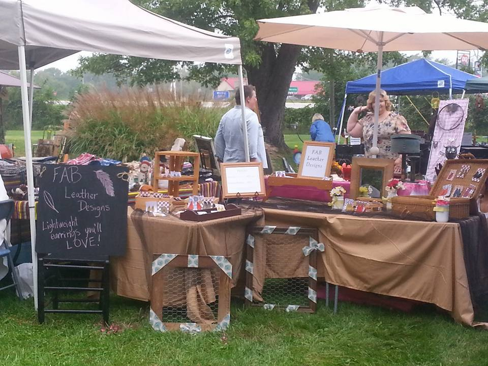 2020 Fall Festival Exhibitor Space