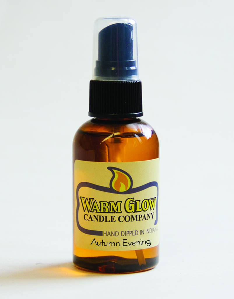 Autumn Evening Atomizer Oils