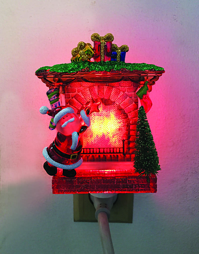 Santa Claus Night Light