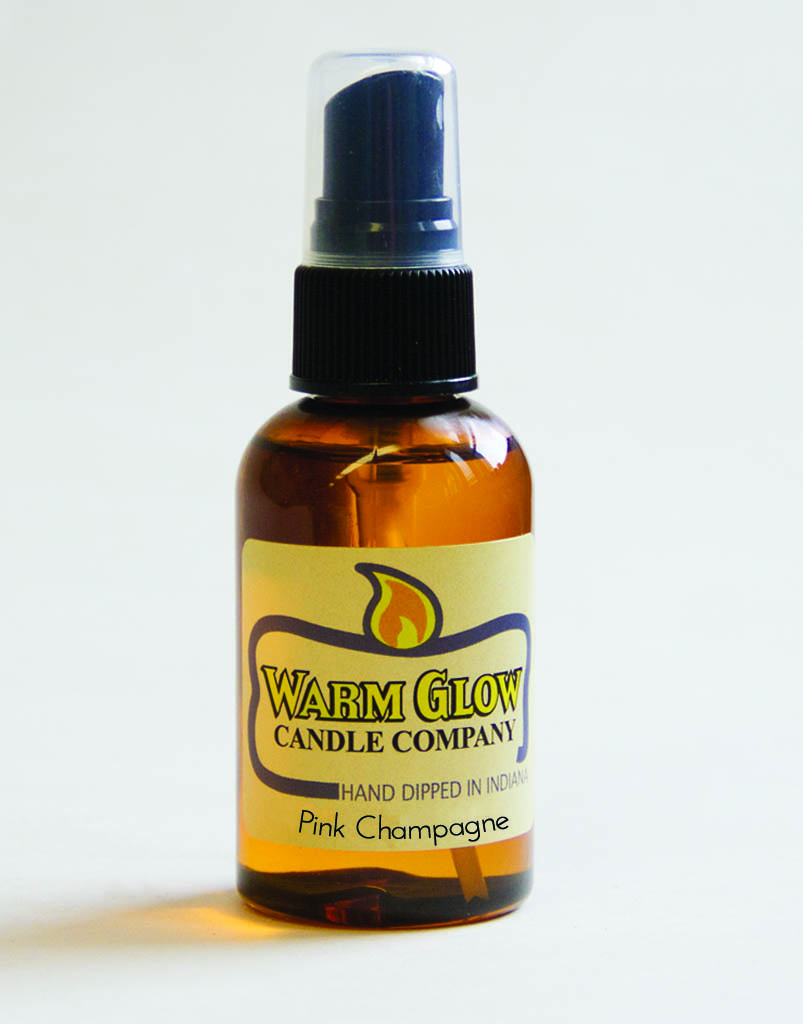 Pink Champagne Atomizer Oils