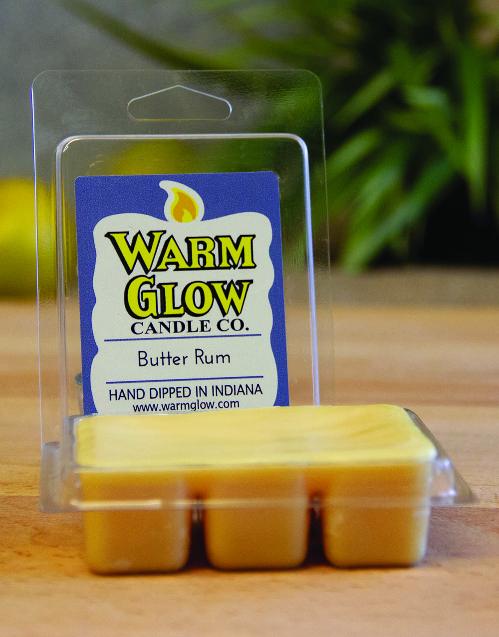 Butter-Rum wax melts