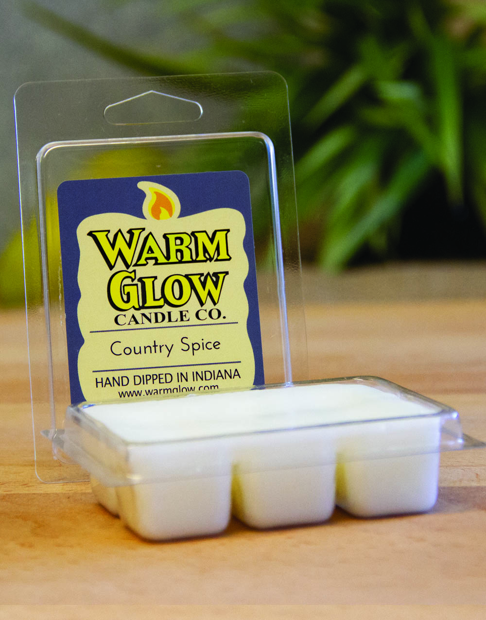 Country-Spice wax melts