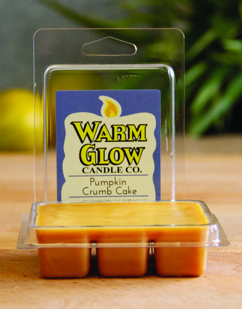 Pumpkin Crumb-Cake wax melts