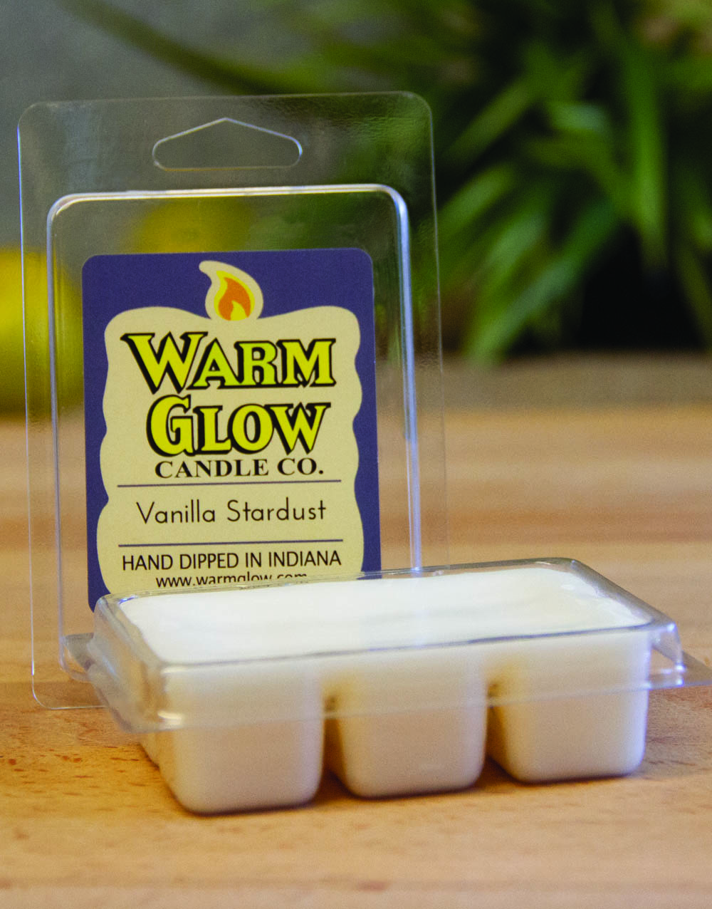 Vanilla Stardust wax melts