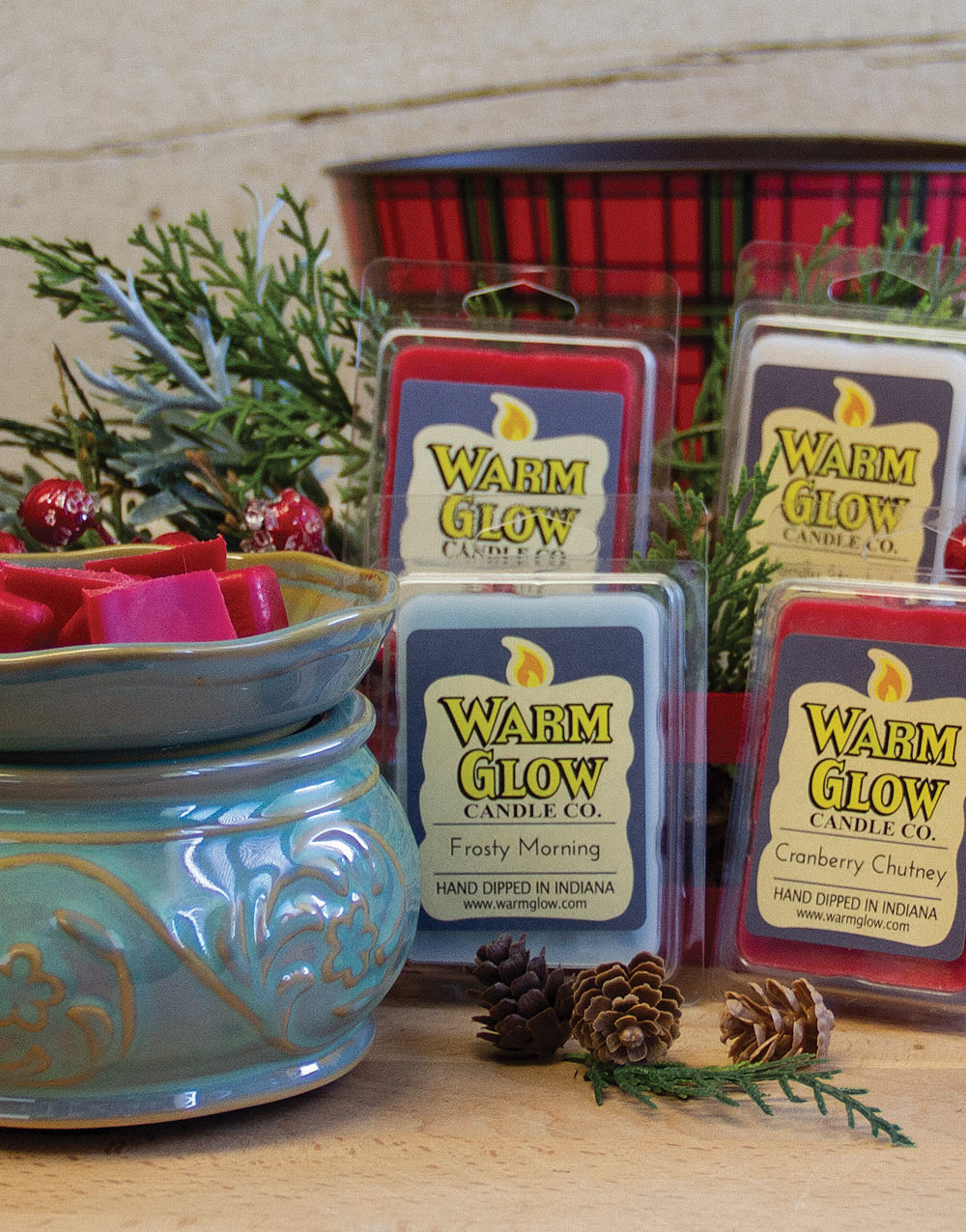 Holly Jolly Warmer Set