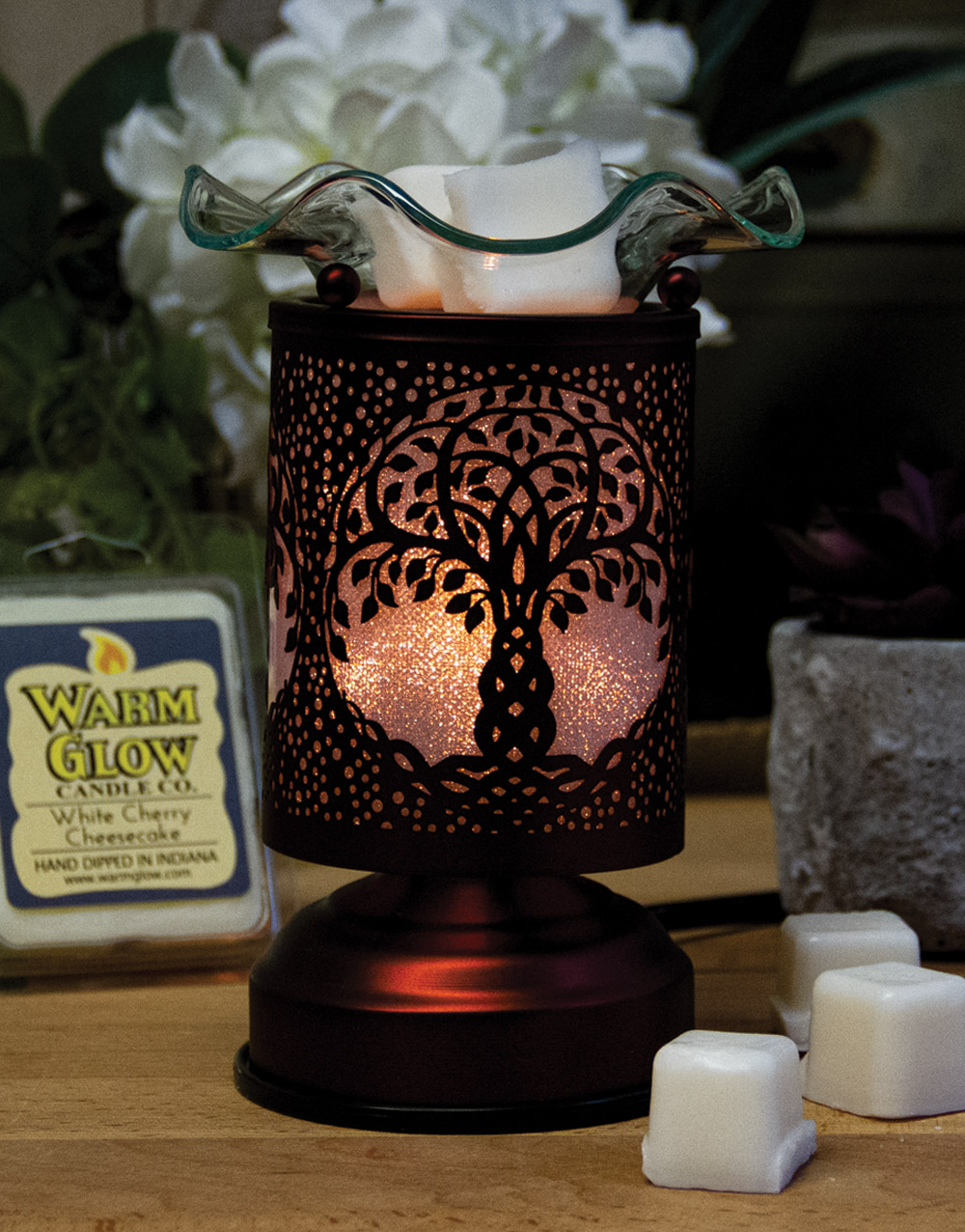 Ace Touch Sensor Lamp/Warmer – Disney Tree