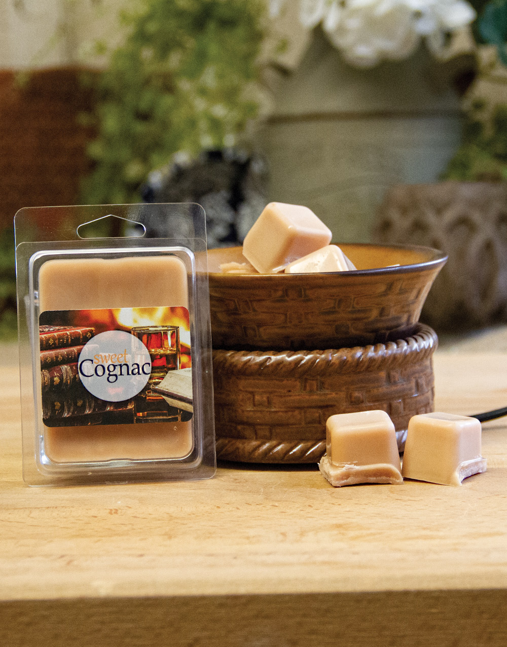 Aurora Scented Melts – Sweet Cognac