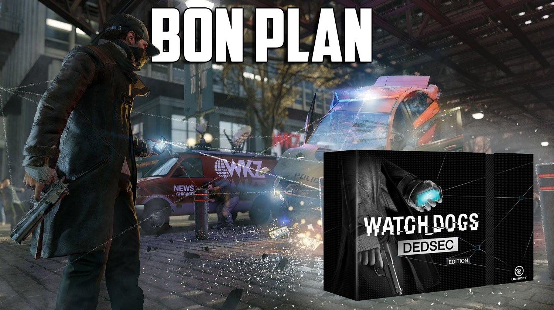 Watch Dogs – édition Dedsec à 25 € sur console!