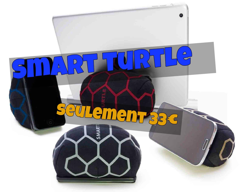 Petit test du support Smart Turtle