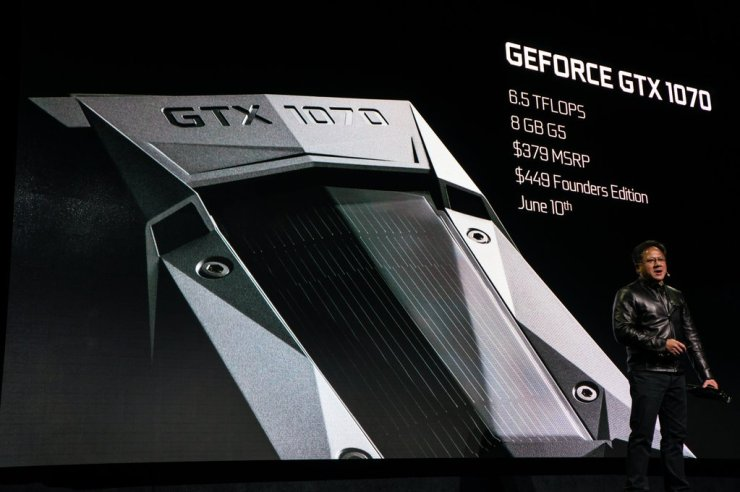 conférence actualités News Nvidia GTX 1070 ET GTX 1080