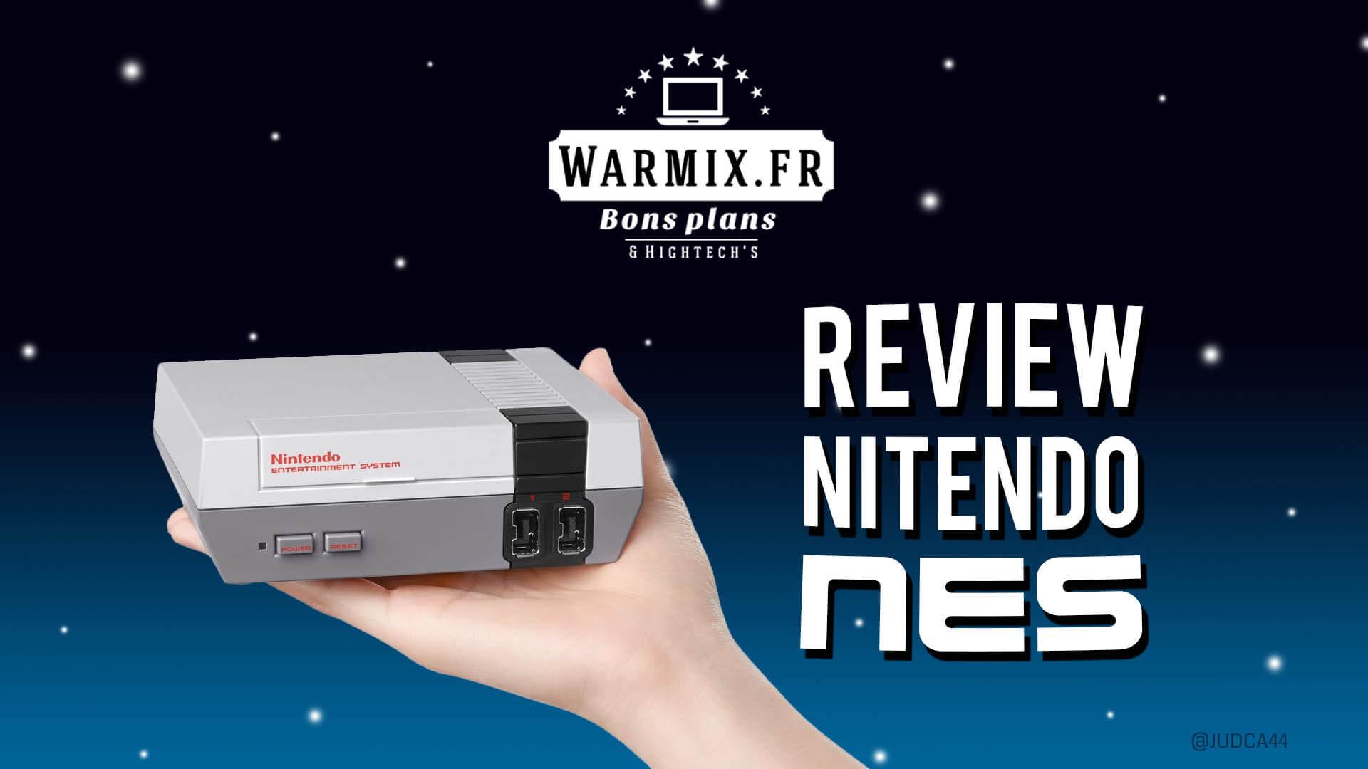 Mini Nes test review acheter prix