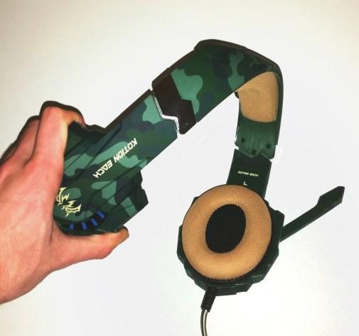test avis casque gamer pas cher 2017 Kotion Each G9600 EasySMX