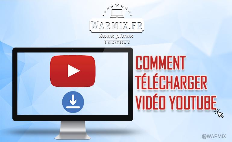 Tutoriel : comment télécharger une vidéo YouTube sous différents formats en 2017 ?