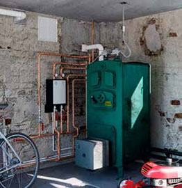 centrala termica inlocuita cu pompe de caldura