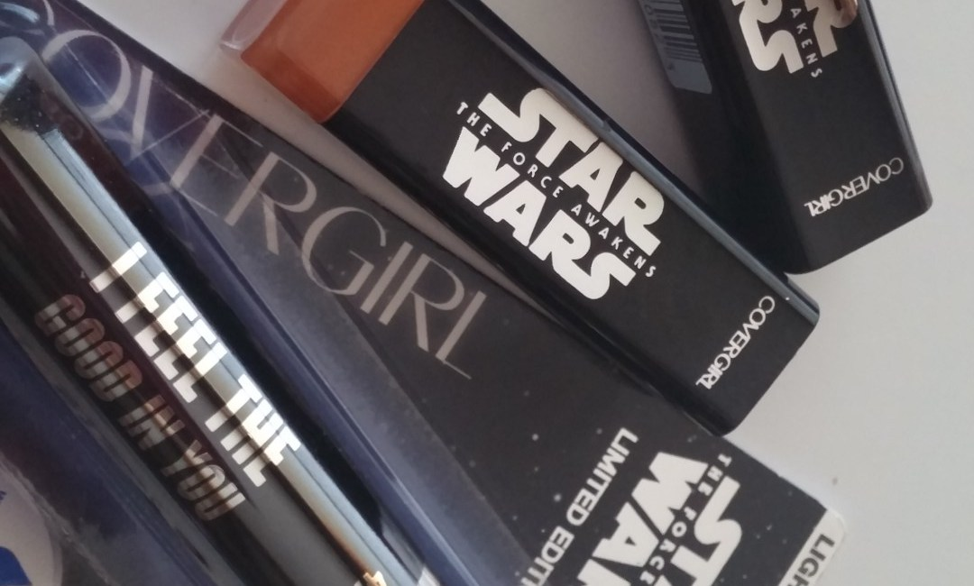 CoverGirl Limited Edition Star Wars The Force Awakens Makeup