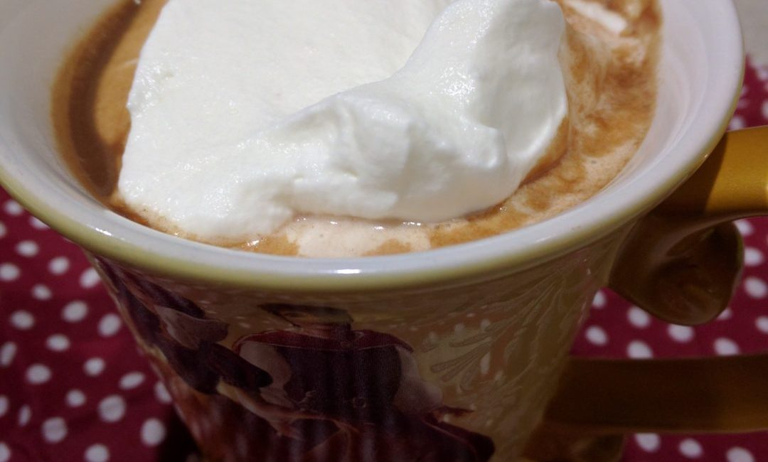 Fancy Hot Chocolate