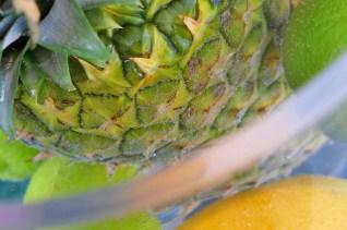 Ananas im Glas (2)