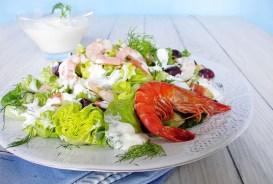 Salat: Original im Querformat