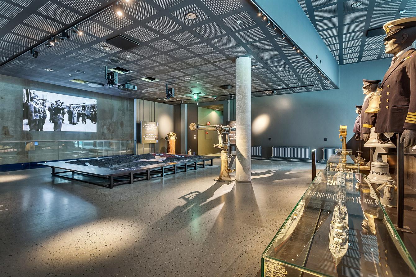 Short Introduction To Narvik War Museum Narviksenteret