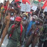 Indonesia's Papua province 'mass arrests after peace march'