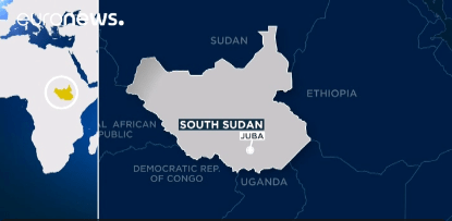 United Nations calls for peace amidst fighting in South Sudan