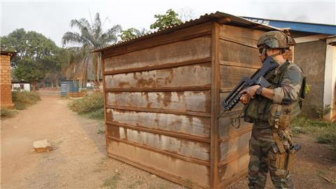 UN Peacekeepers Rape in Central African Republic