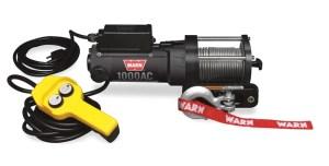 1000 AC 120V Electric Utility Winch | WARN Industries | Go