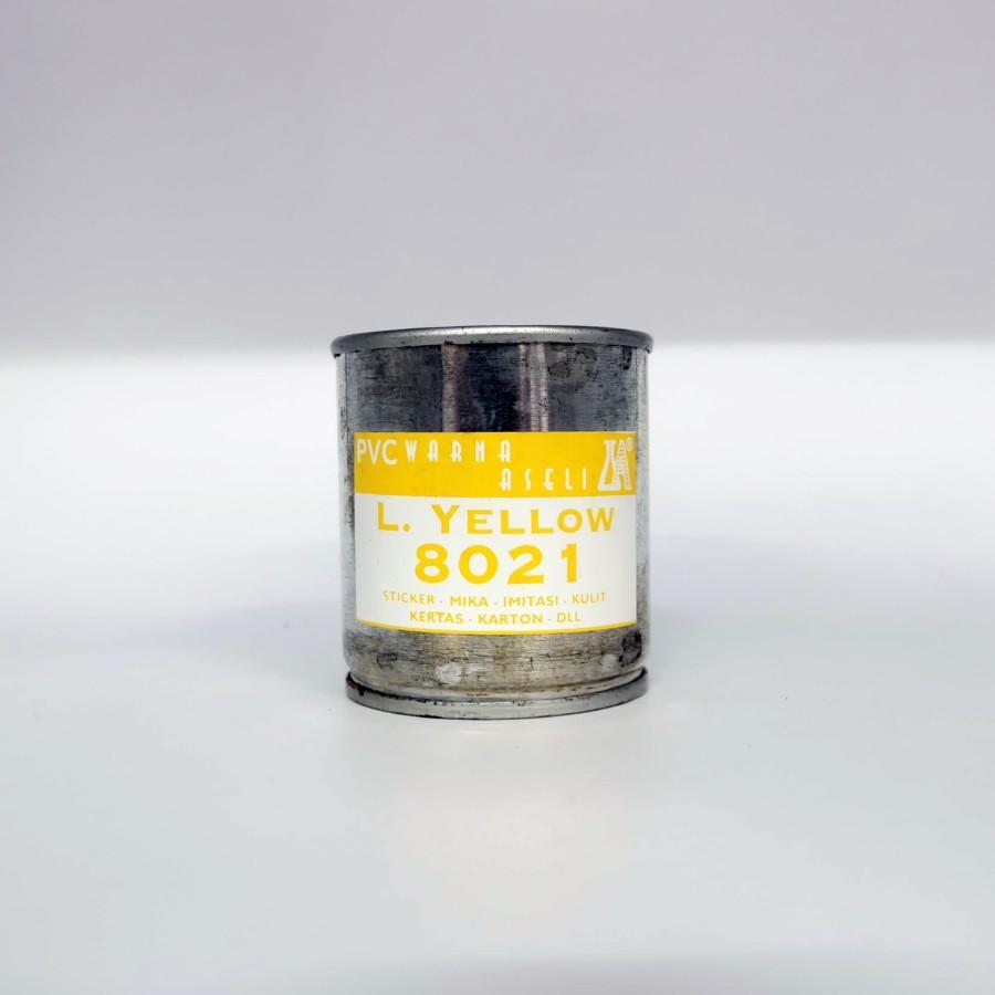 PVC L.Yellow 8021 - Kemasan 1 Pot