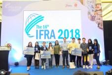 IFRA Penghargaan Inovator Muda Bisnis Waralaba