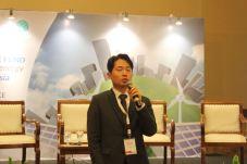 Leo Hyoungkun Park dari GCF