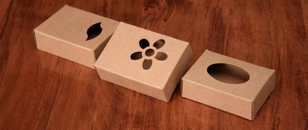 Kraft, Kraft Paper, Die-Cuts, Windows, WPB, Warneke Paper Box