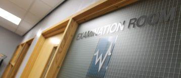 Warners Examination Rooms
